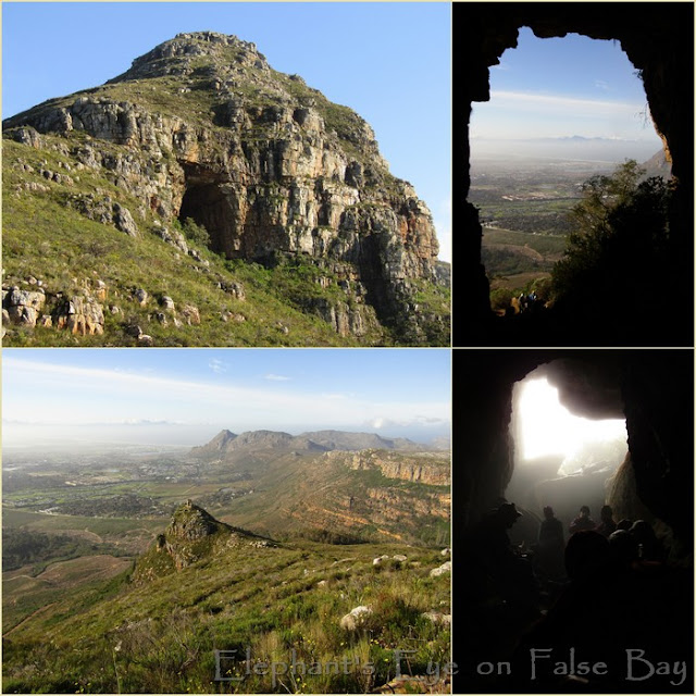 Elephant's Eye cave at Silvermine
