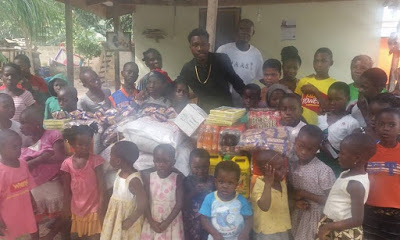 Article Wan Donates To Country-side Children's Welfare Home