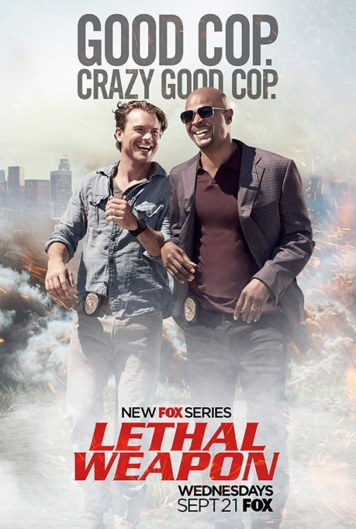Lethal Weapon Temporada 1 1080p – 720p Latino/Ingles