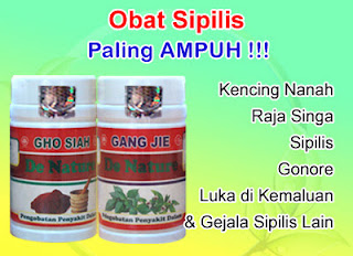 Obat Sipilis Ampuh