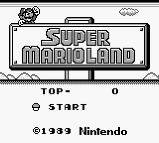 【GameBoy】超級瑪莉歐樂園1+2:六個金幣合集!