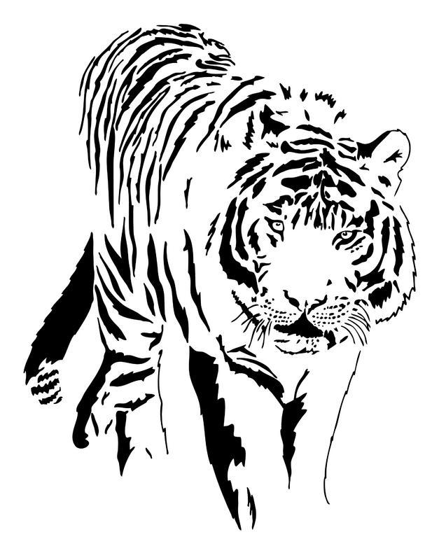 Wild White Tiger Tattoo Tattoo Designs Ideas Gallery