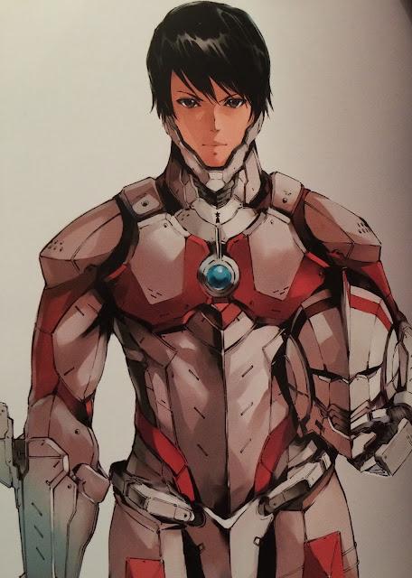 Dessin 2 extrait de Ultraman
