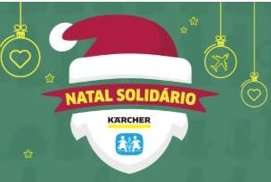 Cadastrar Promoção Karcher Natal 2018 Solidário - Viagem Alemanha