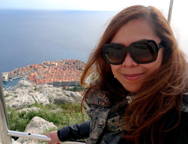 Dutched Pinay Dubrovnik, Croatia
