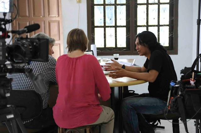 Aktivis Jambi Menjadi Aktor Film Kelas Dunia