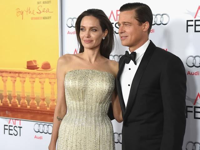Brad Pitt and Angelina Jolie are headed towards a divorce, source says