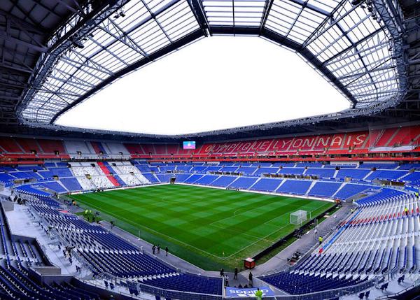 Grand Stade de Lyon by Populous