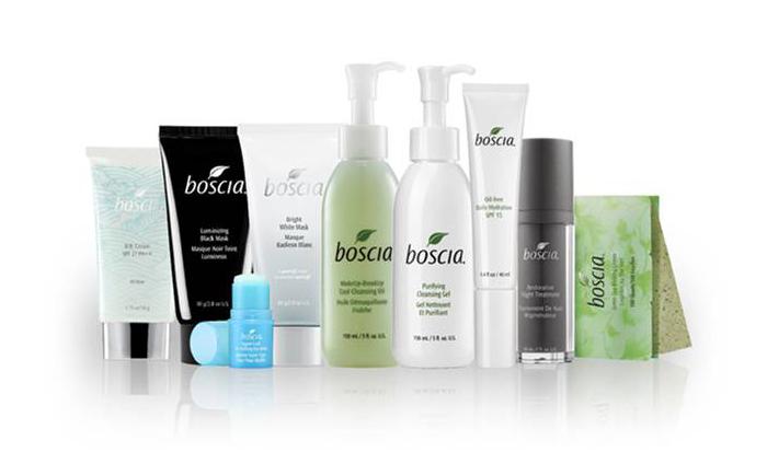 The Beauty Bar Boscia Skincare Review