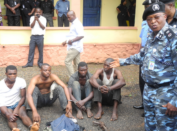 kidnappers ogun state