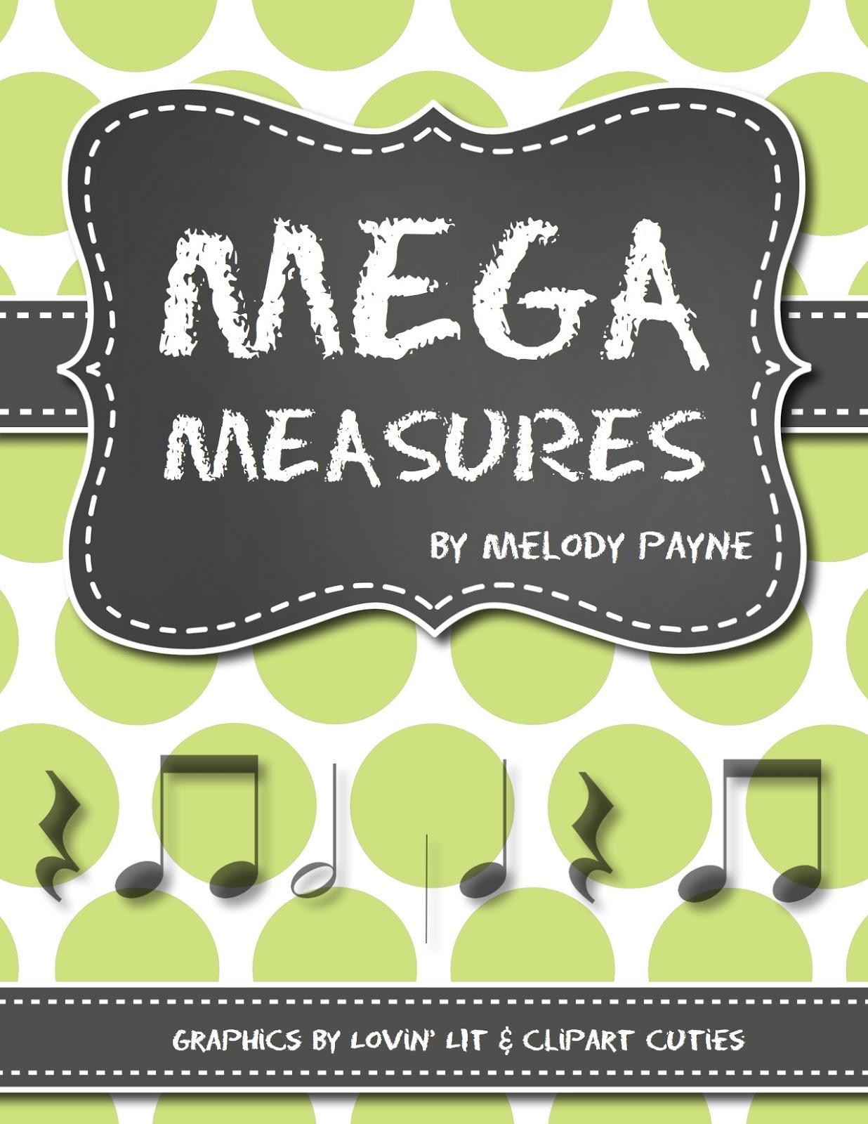 The Plucky Pianista Mega Measures Rhythm Worksheets