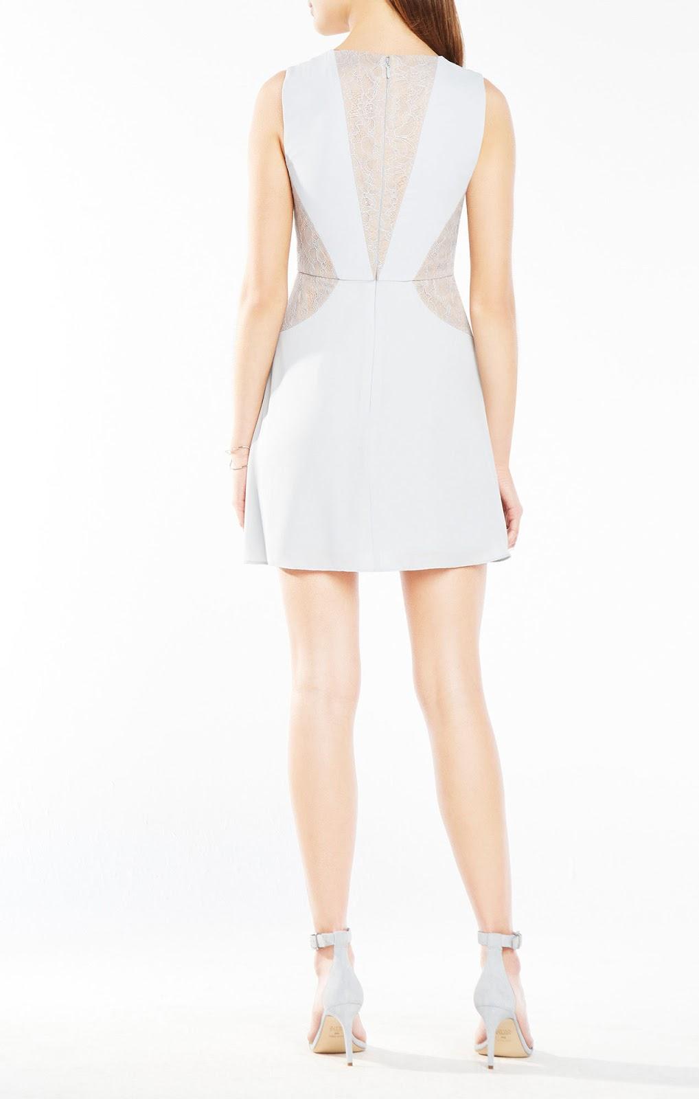ccefa85bb20 Bcbg Blue Lace Dress Short - raveitsafe