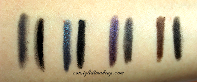 matite urban decay swatch