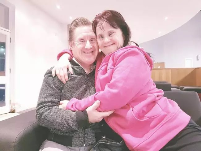 Couple With Down Syndrome Celebrated Their 24th Wedding Anniversary