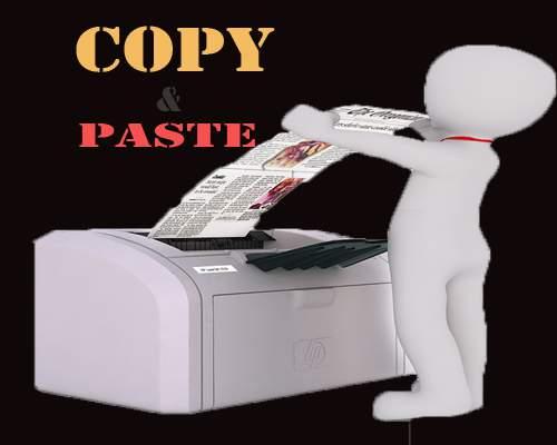 Artikel Copy Paste