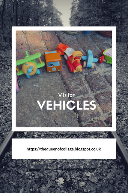 V is for Vehicles