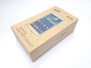 Dus Samsung Galaxy Grand 2 SM-G7102 Bekas Mulus