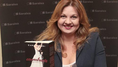 Biografia do Autor - Carina Rissi