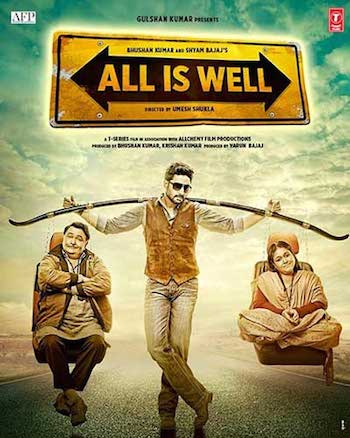 All is Well 2015 Hindi Movie Free Download