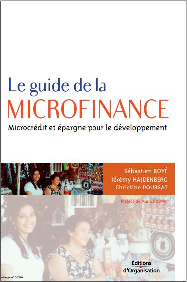 Livre : Le guide de la microfinance - microcrédit et épargne pour le développement PDF