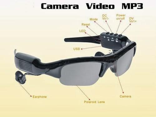 KACAMATA SPY CAM WITH MP3 PRESTISIUS Harga Rp. 550.000 173ca93189