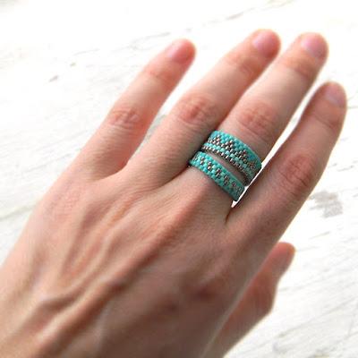 купить авторские кольца в этническом стиле необычный дизайн колец