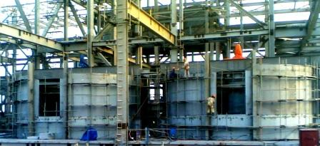 Air-Preheater-Erection