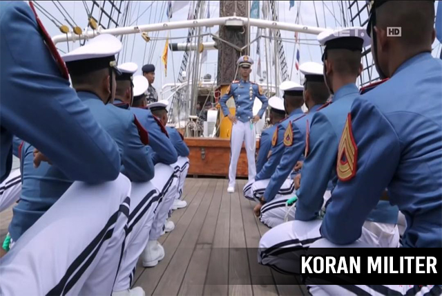 Pendaftaran Taruna TNI AL 2020 Telah Dibuka, Buruan Cek Jadwal Dan Persyaratannya