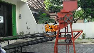 alat Mesin Pemecah Buah dan Biji Kakao