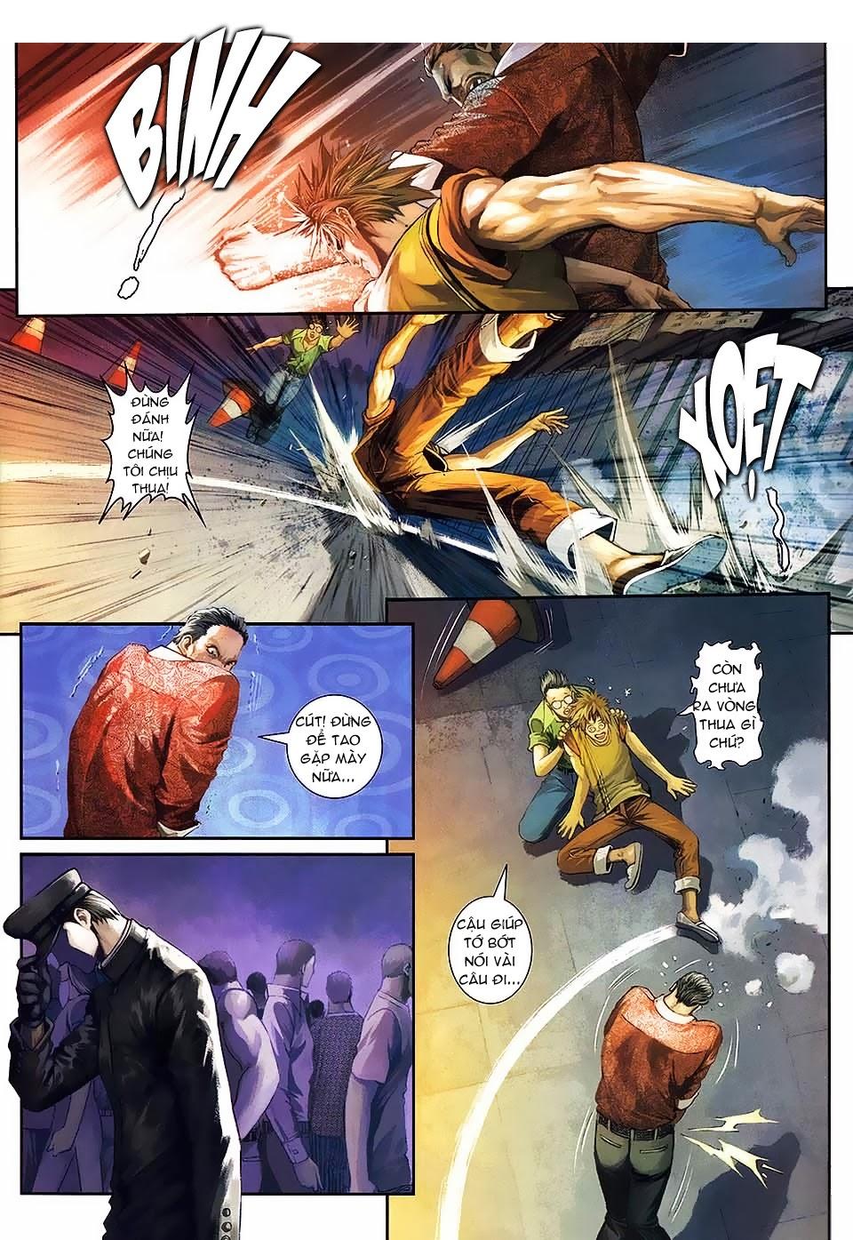 Quyền Đạo chapter 1 trang 26
