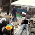 UPDATE: See The Moment Demola OPC Head & His Boys Stormed Okota & Destroyed Ballot Papers(Video)