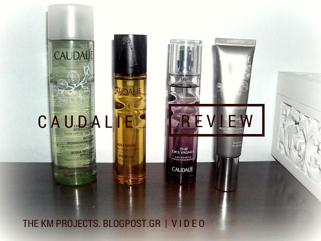 CAUDALIE REVIEW