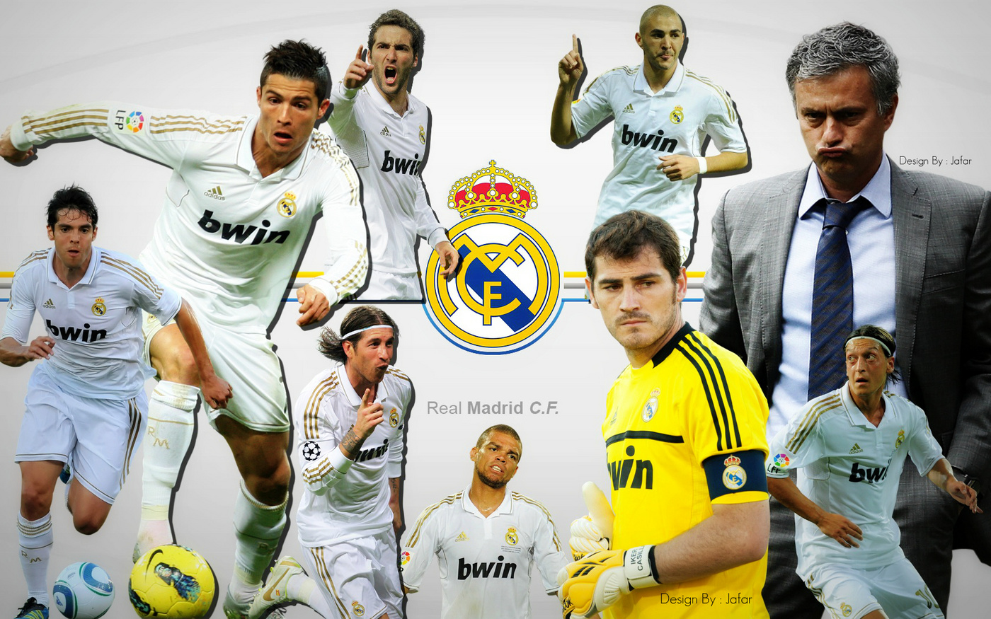 Real Madrid CF - Web Oficial