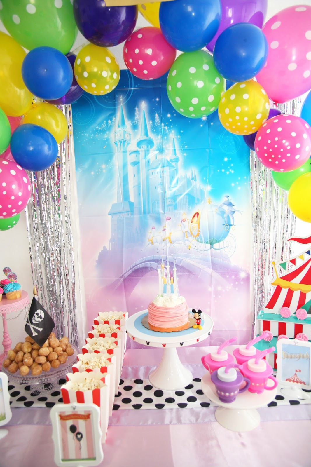 Walt Disney World Birthday Party Popular Party Planning Blog