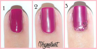 diseño de uñas mate paso a paso 1