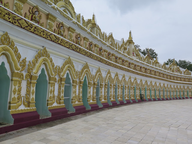 U Min Thonze - Sagaing Hill