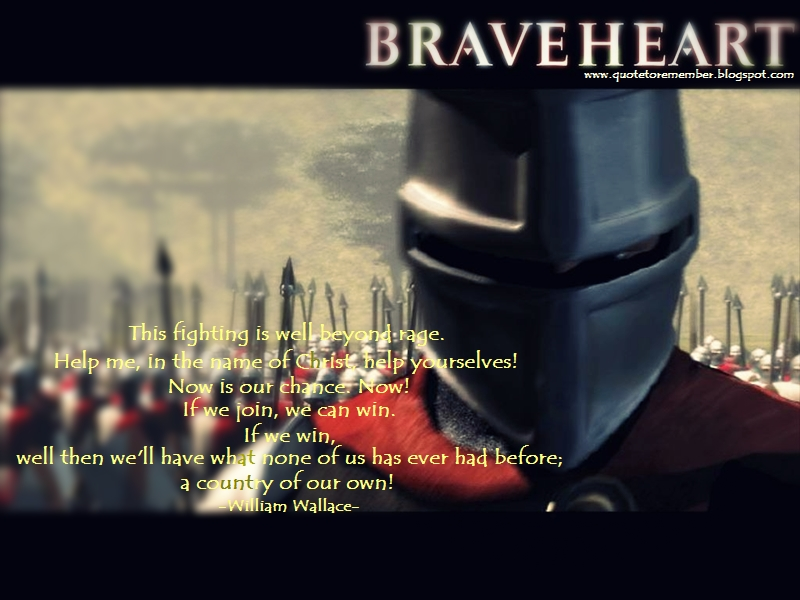Braveheart Name
