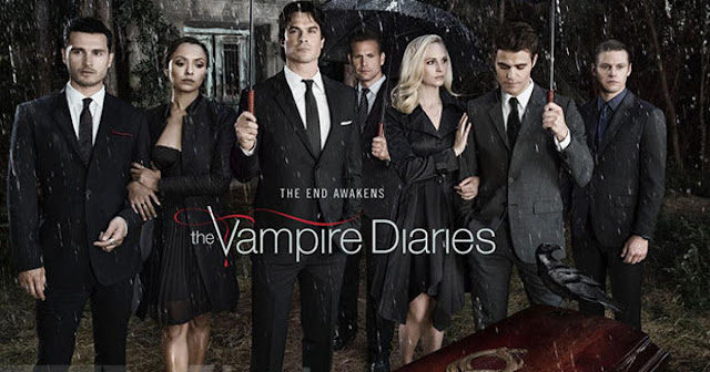 the vampire diaries fin dernier episode Agathe Diary