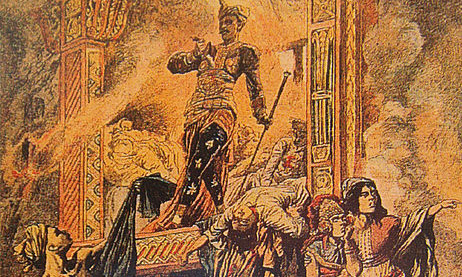 Mengorbankan Jiwa Raga Pada Perang Jagaraga