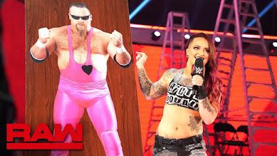 WWE TLC RUBY Riott Natty Jim Tables Natalya Neidhart Anvil Hart