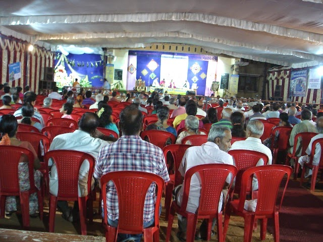 Bangalore's Ramanavami Music Fests