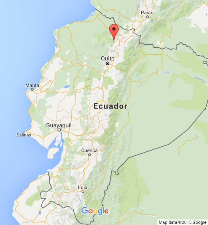 Ecuador Access Improved for Chachimbiro Geothermal Project