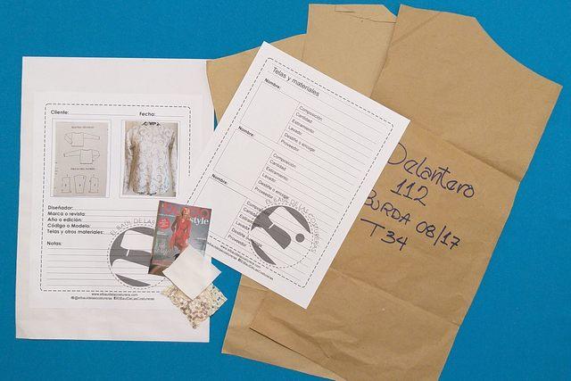 planner patrones de costura