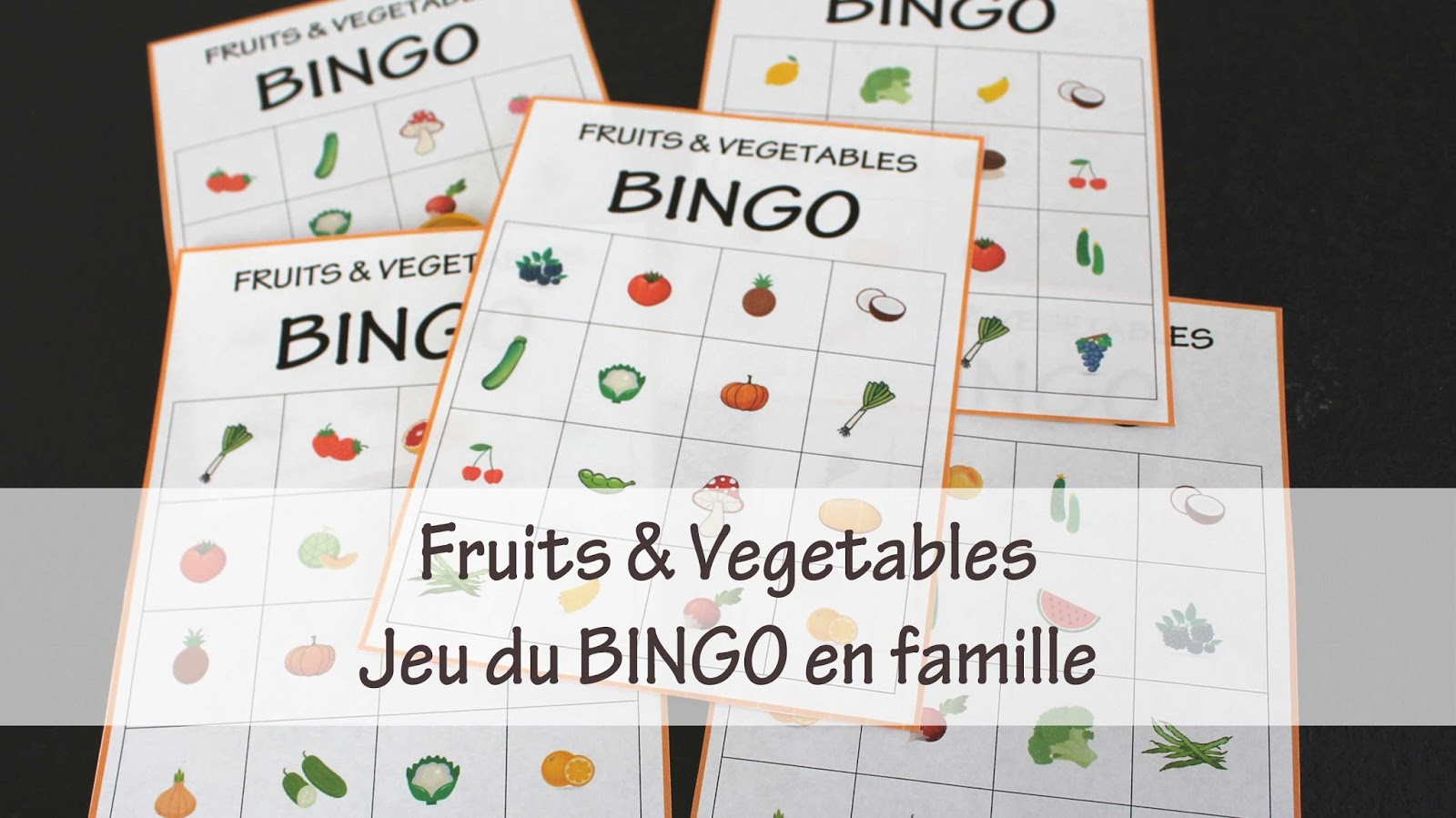 jouer-bingo-anglais-fruits-vegetables