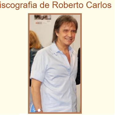 Discografia de Roberto Carlos