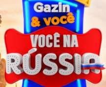 Cadastrar Promoção Gazin Você Na Rússia Viagem Moscou Acompanhante
