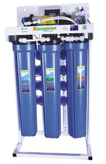 Máy lọc nước công suất 65l/H Kangaroo KG 400 - GIÁ KM: 17.000.000 Đ công suất lớn