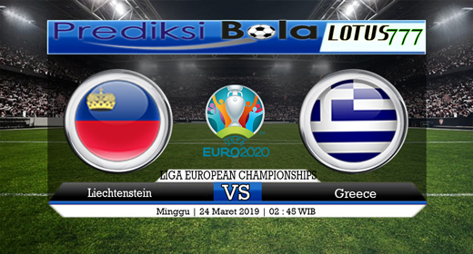 Prediksi Bola Liechtenstein vs Yunani 24 Maret 2019