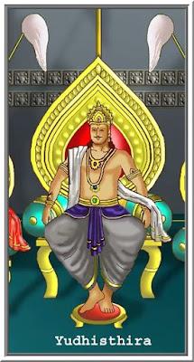 Dharmaraja-Yudhisthira-in-mahabharat