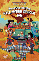 Free Comics for Halloween Comic Fest 2016